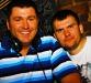 dj Neevald & Dvj Rocco podczas fullmoonhouse